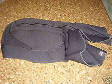 Contempro 3MM Hood Vented Zipper Black XL NEW