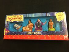 Pocahontas Toddler 18-36 months Action Figures by Mattel Brand New in Package