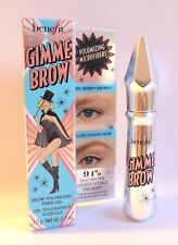 Benefit Gimme Brow Volumizing Fiber Gel #5 .1 oz. Full Size - New/Boxed