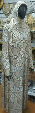3 in 1 Muslim Home / Prayer Dress Hijab Designs one size fits all
