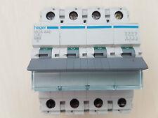Hager MCA440 interruttore magnetotermico  4poli 40A