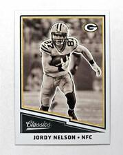 2017 Classics #80B Jordy Nelson SP - NM-MT