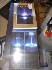 COCOON 1 & 2 THE RETURN Double Feature DVD AUTHENTIC US Region 1 2008 hyper rare