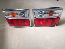 Toyota Coaster CHROME SURROUND Tail Light New 1993 - Current SOLD AS A PAIR