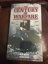 CENTURY of WARFARE~AIR WAR 1939-1945~TIME LIFE~VHS Movie Tape NIB*US Seller*