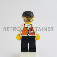 LEGO Minifigures - 1x stu002 - Director - Regista Omino Minifig 1352 1382 1349