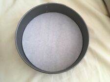 GREASE PROOF PAPER CIRCLES, ROUND CAKE BAKING TIN LINERS. 5,6,6.5,7,8,9,10, INCH