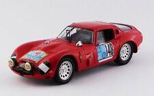 Best MODEL 9705 - Alfa Romeo TZ2 #148 Pergusa Jolly Hotel rally - 1965   1/43