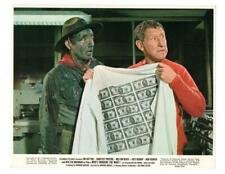 """""""WHO'S MINDING THE MINT"""" JOEY BISHOP JIM HUTTON, ORIG COLOR LOBBY CARD, 1967"""