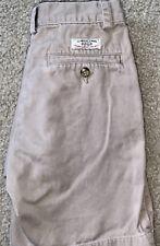 Boy's Brown Ralph Lauren Polo Shorts. Size 6