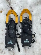 """tubbs snowshoes 25"""" made for Ems hiking style"""