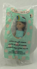 MADAME ALEXANDER (MCDONALD'S HAPPY MEAL TOY) ~ WENDY DOLL AS JASMINE~2004 1~ NEW