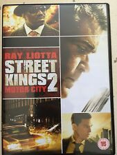 Ray Liotta Street Kings 2 - MOTEUR CITY ~ Corrompu COP Thriller GB DVD