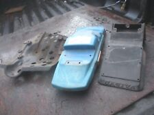 1985 or 1986 CAGIVA ELEFANT 650 REAR FENDER AND SKID PLATE