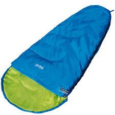 High Peak Boogie Kinder Schlafsack Mumienschlafsack blau 23033