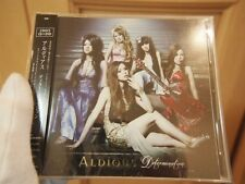 Used_CD Determination DVD Limited Edition, Aldious FREE SHIPPING FROM JAPAN BE68