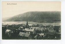 Tromso Norway Antique Postcard Tromsø Postkort ca. 1910s