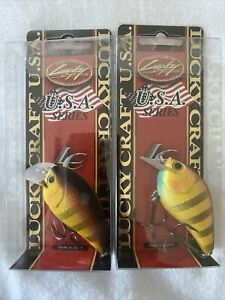 Lucky Craft Fat CB BDS 2 B.D.S. Bds2 Mazume Bream Qty (2) Baits.