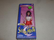 "Vintage 1995 Bandai 6"" Sailor Mars Adventure Doll Ban Dai Moon REI Hino"