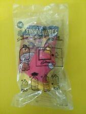 Burger King Simpsons Radioactive Man Kids meal toy 2013 ~Sealed~