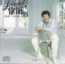 LIONEL RICHIE Can't Slow Down CD