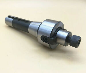 R8 FMB32 Shell End Mill Arbor Drawbar thread M12 [159A]