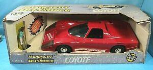 ERTL 1983 Hardcastle & McCormick Coyote 1:16 Diecast New In Box Rare.
