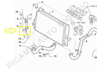 TUBO TURBO ARIA INTERCOOLER FIAT CROMA 1900 JTD codice originale 51756785