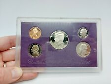 More details for united states 1992 mint proof set in clear display box