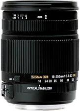 Sigma 18-250 mm DC Macro OS HSM Zoom Objektiv für Canon EOS  NEU