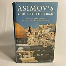 Asimov's Guide to the Bible, Two Volumes in One, pre-owned, Hardcover. C