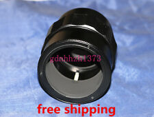High-quality M58 to M42 Lens Adjustable Focusing Helicoid adapter 25mm~55mm