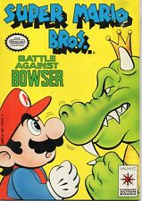 SUPER MARIO BROS. Battle Against BOWSER TPB 1991 Ultra RARE!!