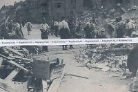 Karlsruhe - Kriegszerstörung - um 1947 (?) - selten!  M 30-14