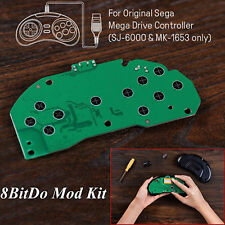 8BitDo DIY Mod Kit for Original Sega Mega Drive Controller to Bluetooth Gamepad