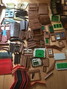 Playmobil Western Farmhaus Ranch Saloon 3767 3768 3769 3770 3805 3786 3787 4305,