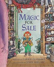 Magic for Sale (Hardback or Cased Book)