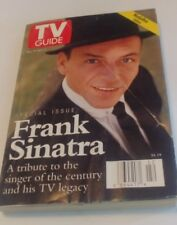 TV GUIDE Magazine May 30 1998 Special Edition Frank Sinatra
