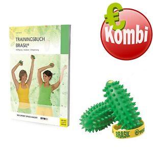 TOGU® Brasil Set mit Buch Bewegungstraining Handtraining