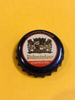 Kronkorken - Bayerische Staatsbrauerei Weihenstephan Blau Alkoholfrei