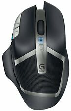 Logitech G602 Lag-Free Wireless Gaming Mouse Programmable for Laptop Desktop