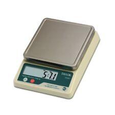 "Taylor 10 lb Digital Portion Control Scale - 5 7/8""W x 6 5/8""D x 1 1/2""H"