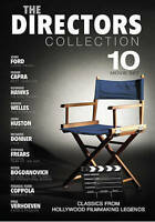 The Directors Collection: 10 Movie Set (DVD, 2015, 3-Disc Set)  BRAND NEW SEALED