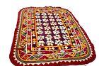 Kutchi Banjara Ethinc Vintage Embroidery Tapestry Handmade Old Patch Work Rare