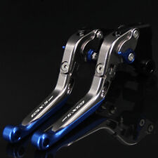 Folding Extending Brake Clutch Levers For SUZUKI GSX-S1000/F/ABS GSXS 2015-2016