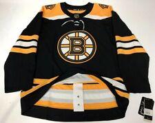 BOSTON BRUINS size 60 = size 3XL - ADIDAS NHL HOCKEY JERSEY Climalite Authentic