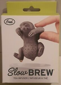 Fred Sloth Slow Brew Tea Infuser