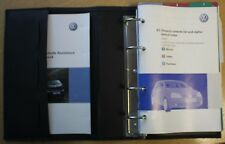 VW Golf Golf R32 Golf GT Sport V Mk5 Manual Cartera 2003-2008 Pack 11457