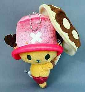 BANDAI ONE PIECE Tony Tony Chopper 15cm toy plush stuffed doll Shonen Jump 9