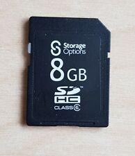 8GB SDHC Memory Card - Class 6 (6) - SD HC